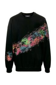 trykt genser