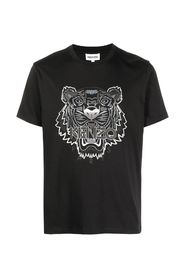 Grey Tiger Logo T-Shirt