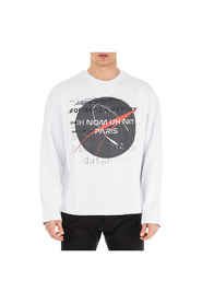 men's sweatshirt sweat  nasa