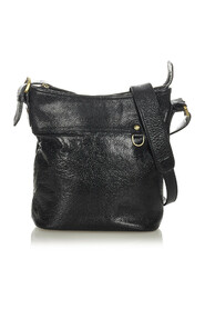 Pre-owned Leather Crossbody Bag