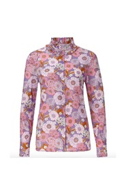 Rich and Royal blomster bluse