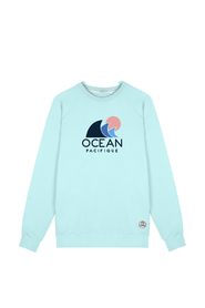 FRENCH DISORDER OCEAN-AQUA