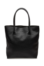 Sort Decadent Plain Tote Veske