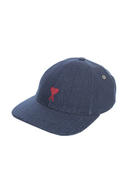 CAP W/EMBROIDERY RAW