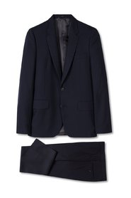 Gents Tailored Fit Travel Suit