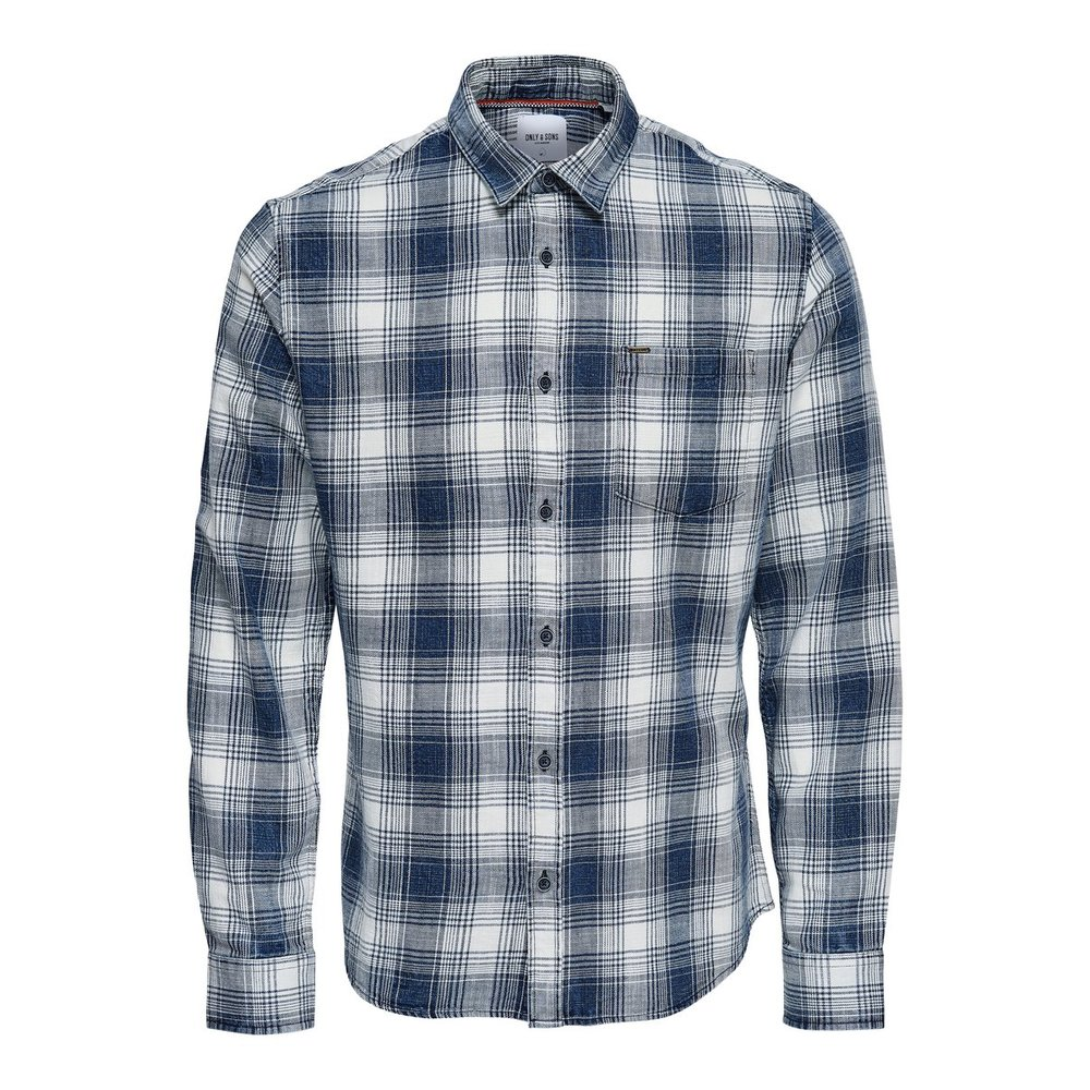 Long Sleeved Top Checked