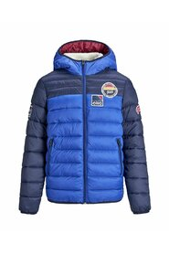 Jacket Boys hooded puffer