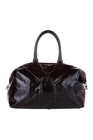 Pre-owned Easy Y Patent Leather Tote Bag