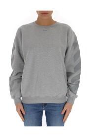 Arrows crew-neck sweatshirt