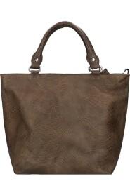 Ayas Snake Leather Bag
