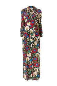 AMELIA LONG KAFTAN DRESS