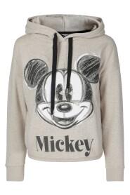 Mickey Head Hoody