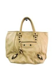 Brukte Sunday 228750 Leather Handbag