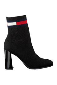 Enkellaarsjes Sock Heeled Boot