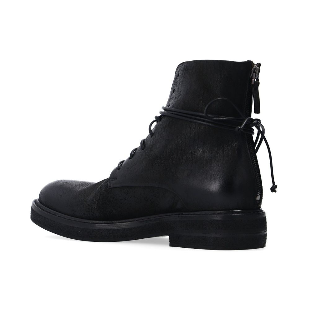 Marsell Black Boots Marsell