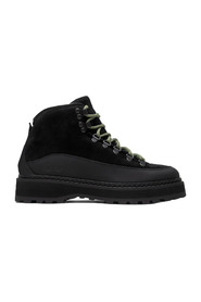 Hiking Core Cap Suede boots