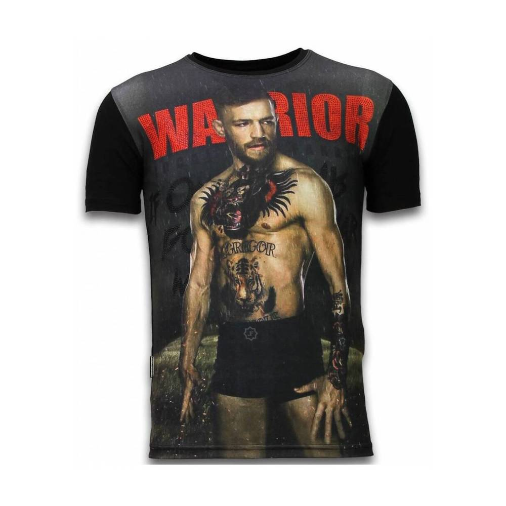McGregor Warrior - Digital Rhinestone T-shirt
