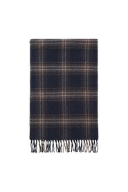 Mikey check scarf