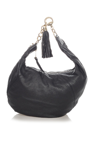 Pre-owned Bag Leather