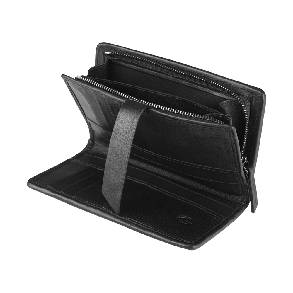 Great Greenland black Ussing Wallet Great Greenland