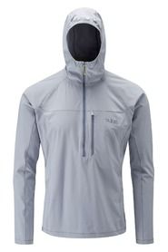 RAB MENS BOREAS PULL-ON HERRE ANORAK