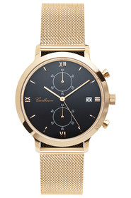 Adler XI Black 42mm Mesh - Watch
