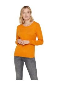 Sweter O-hals Knit