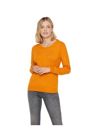 Sweter O-Neck Knit