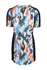 Cady Print Dress -Pre Owned Condition Very Good