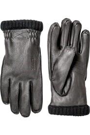 Hestra Handsker til mænd Sort