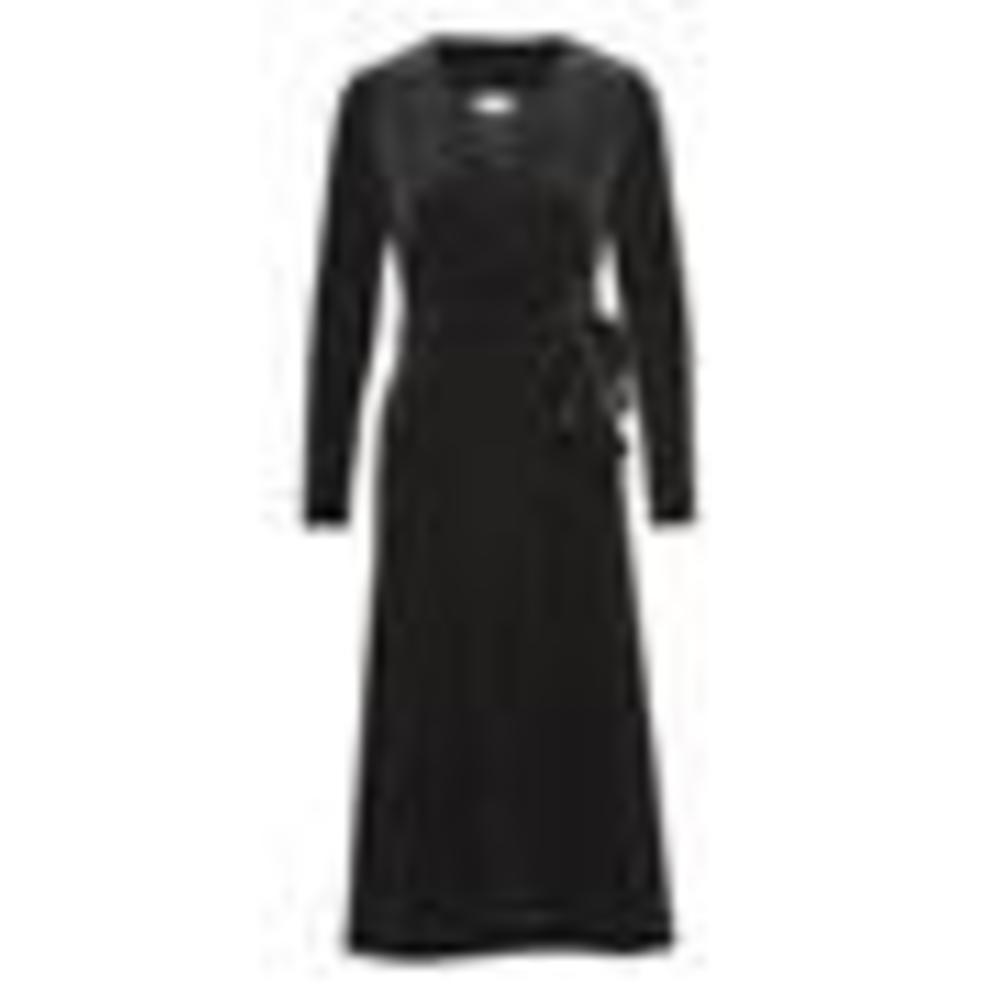 In Wear Voltaire Dress Black