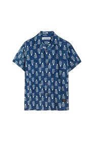Balder Shirt Woodblock