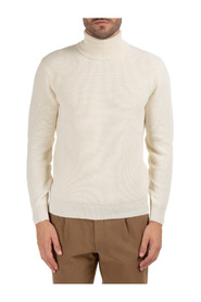 men's polo neck turtleneck jumper sweater