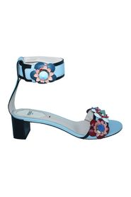 Sandals with Flowers