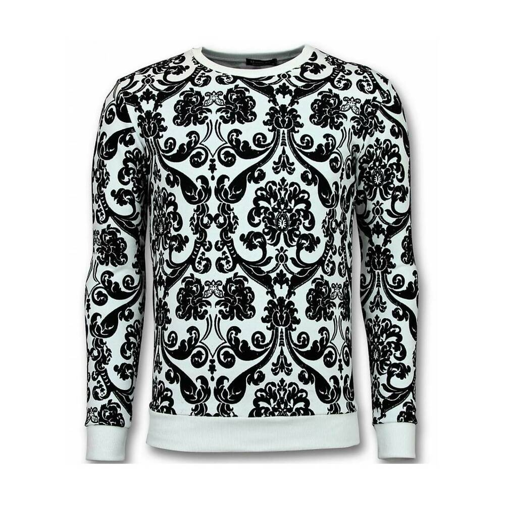 Flockprint Sweater Sweater