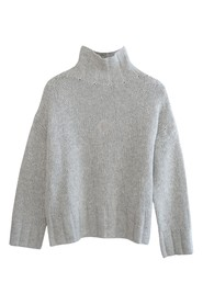 Ava Cashmere Turtleneck Sweater