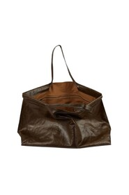 SHOPPER XL leather bag by Bea Mombaers