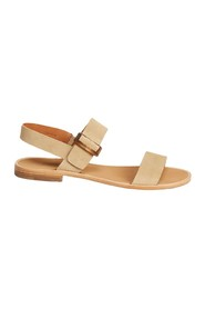 Beauvoir suede leather sandals