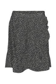 Vmdicthe Short Wrap Skirt