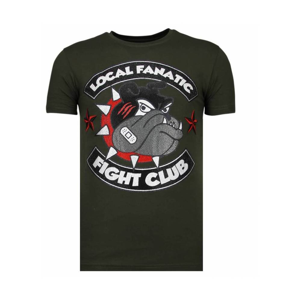 Fight Club Spike - Rhinestone T-shirt