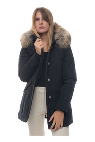 Arctic Parka Luxury Pelliccia Racoon hooded jacket