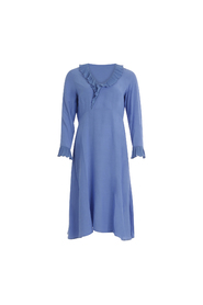 Himmelblå Coster Copenhagen kjole