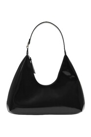 Amber Bag in Semi Patent Leather