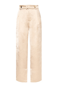 Odile trousers with pleats