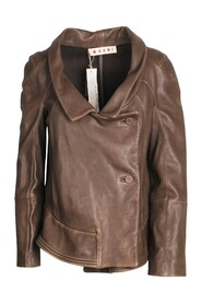 Lambskin Leather Jacket -Pre Owned Condition Good FR38