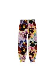 Pantalone Amina con fiori