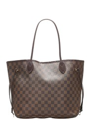 Damier Ebene Neverfull MM Canvas