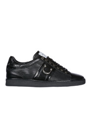 men's shoes leather trainers sneakers Piercing