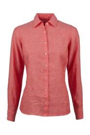 Skjorte Plain Front