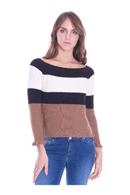 RIBBED RIBBED SWEATER